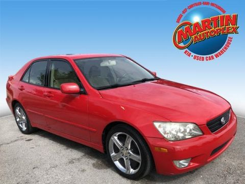 Pre-Owned 2002 Lexus IS 300
